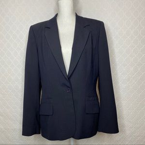 Anne Klein Long Suit Jacket Blazer size 14